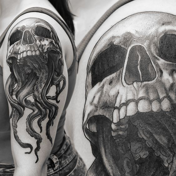 Amazing ideas about octopus tattoos
