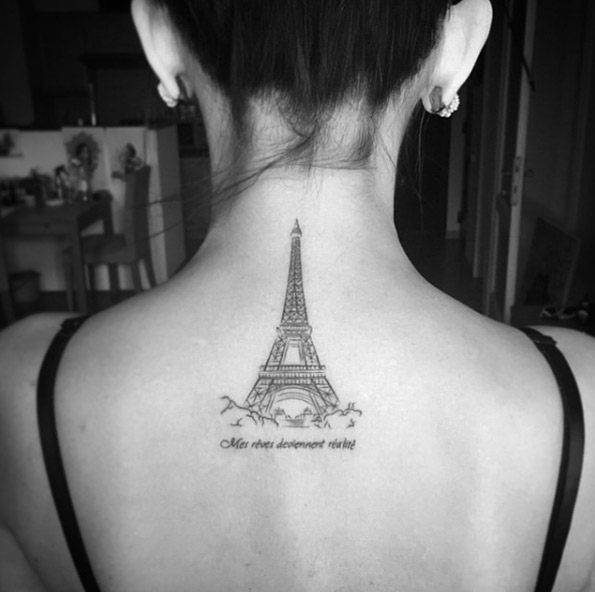 awesome neck art