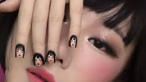 cool hairy nailart ideas and inspiration