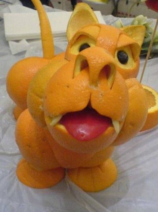 funny fruit and vegetable carving (10)