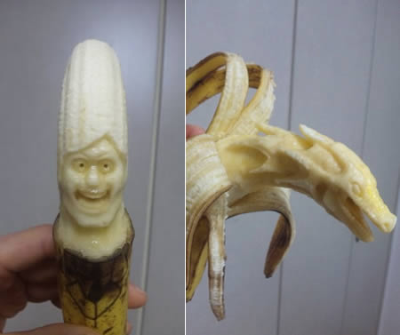 funny fruit and vegetable carving (2)