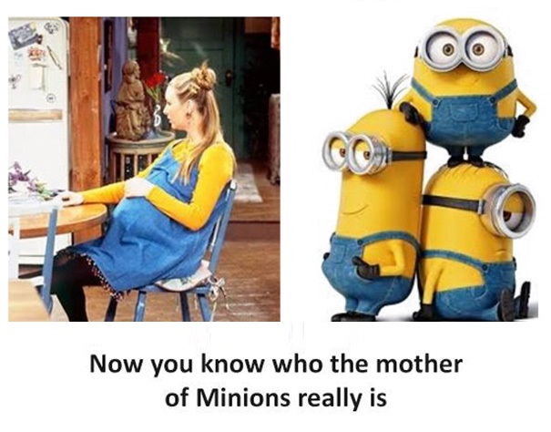 minion's mothers Super funny