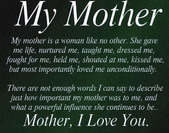 Top 86 Mother Quotes About Mom's Love And Her Endless