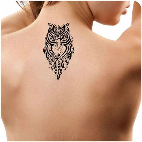 a9d6e4501 small back tattoo designs and Tips to get a tattoo on your back-8 ...
